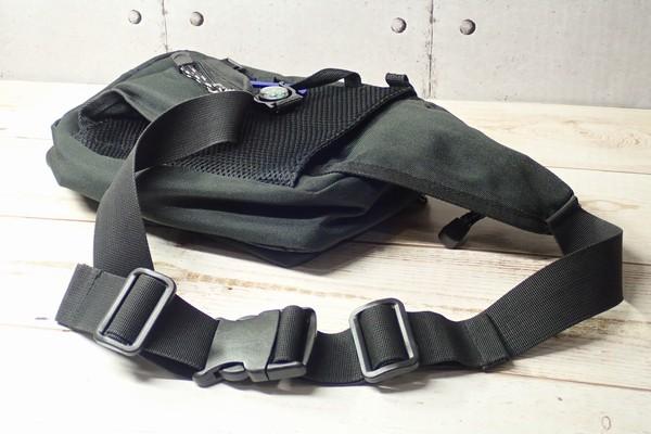 SiSO-LAB☆ウエストバッグのバックルが割れたので交換。