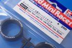 TOYz BAR◆95374 スーパーハード 大径ローハイトタイヤ/ミニ四駆グレードアップパーツ