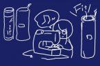 保温力を求めるならオススメ、モンベル アルパイン サーモボトル 0.9L。カップ容量などのディテールをチェック!100均グッズを改造してカバー作ってもらったり。