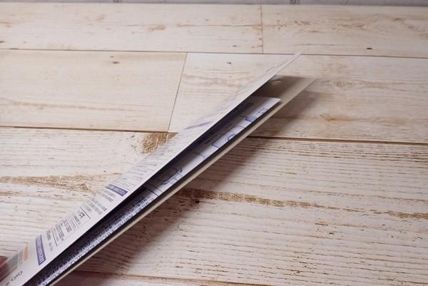 SiSO-LAB☆タニタ・スティック温度計 TT-533。取扱説明書は台紙の中にあるよ。