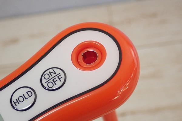 SiSO-LAB☆タニタ・スティック温度計 TT-533。本体に謎の穴。穴の使い方。説明書編。