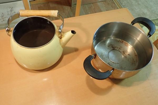 SiSO-LAB☆インフルエンザ・風邪感染予防。ヤカンとナベで過湿。
