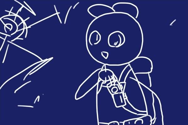 SiSO-LAB☆OLYMPUS TG-5をアウトドアで持ち運ぶのにいい感じのクッションケース。