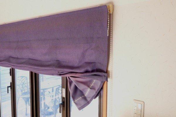 SiSO-LAB☆シェード式カーテンのチェーンが切れたので修理。