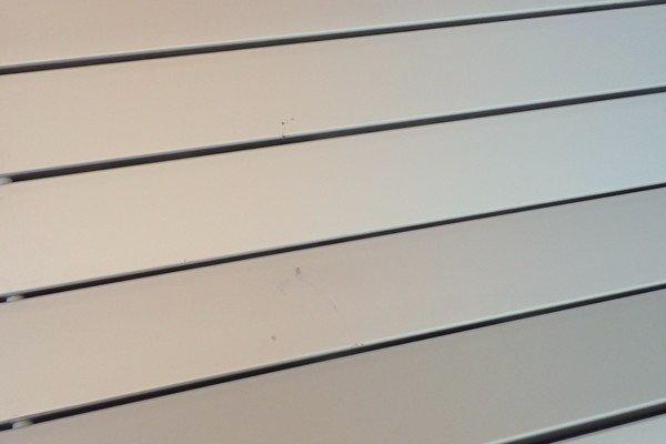 SiSO-LAB☆アウトドア用 ロール式 折りたたみ式 テーブル。初組み立て。傷汚れは多いけどへこみは無し。