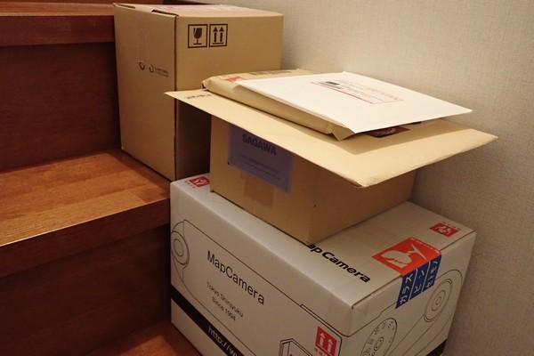 SiSO-LAB☆HPノートPC Pavilion 15。積読状態の購入品たち。