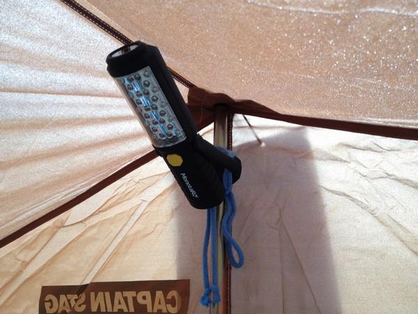 SiSO-LAB☆ベタベタになった樹脂製品をクリーンナップ。モノタロウ・ワークライト。キャンプで便利。