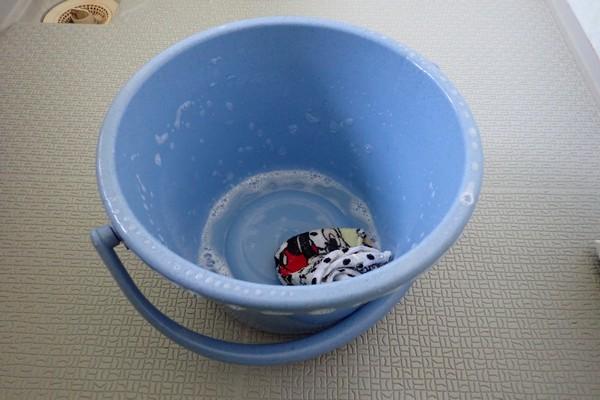 SiSO-LAB☆しいたけ栽培キット2回目。浸水のためバケツ栓尿。