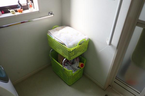 SiSO-LAB☆ルミナス 60x30cm MD60-5Tラック。洗面所に棚を設置したい。