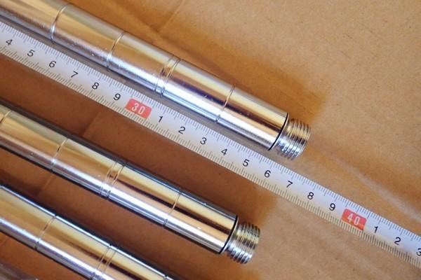SiSO-LAB☆ルミナス 60x30cm MD60-5Tラック。開封の儀。短いポール。
