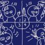 SiSO-LAB☆100均グッズで釣り竿用ロッドホルダー試作。