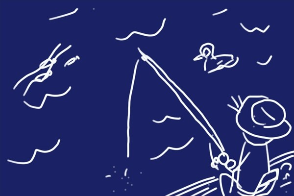 サビキ釣り(下カゴ式)で魚が釣れない理由を考えてみる。そういう時はカゴじゃなくて針にエサかな。