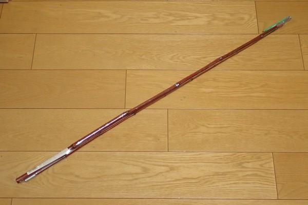 SiSO-LAB☆ダイソー竹釣りざお。