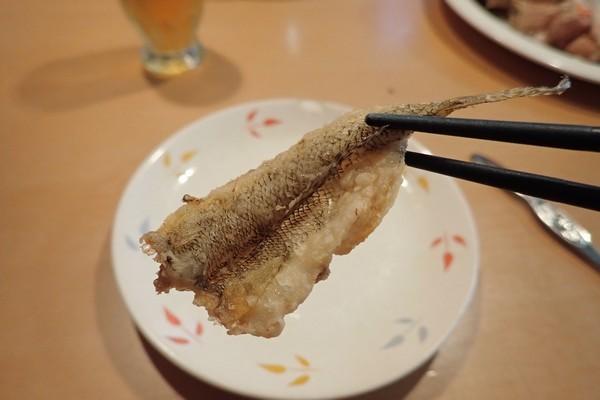 SiSO-LAB☆ダイソー竹釣りざおでハゼ釣り。定番の天ぷら。