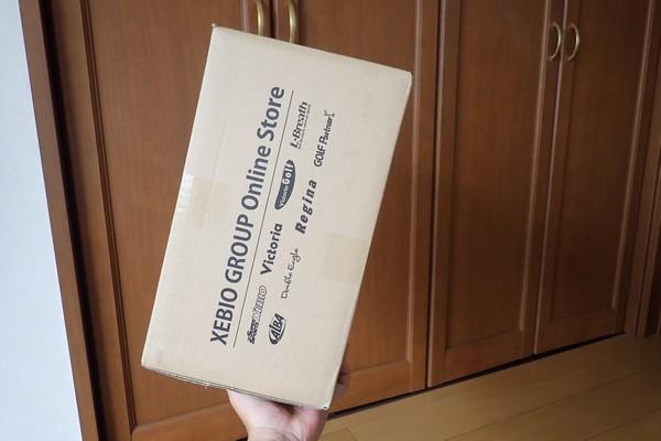 SiSO-LAB☆マウンテンエクイップメント クラッシック・ジャングル・ハット 423084。軽いけど大きなダンボール箱で到着。