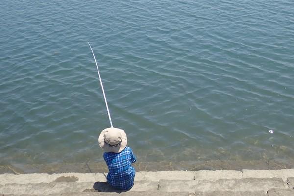 SiSO-LAB☆釣り。子供達が釣りを始めたよ。