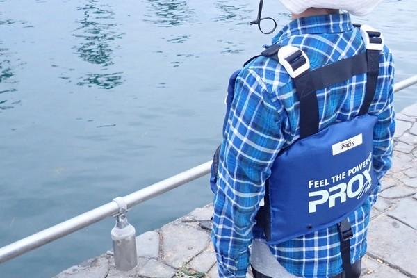 SiSO-LAB☆釣り。子供用ライフジャケット購入。PROXマリンベスト。いざ、釣りへ。