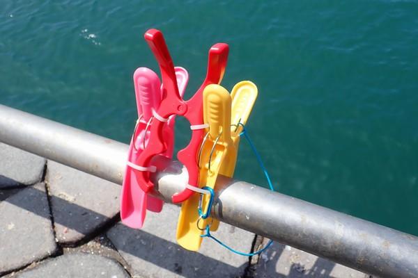 SiSO-LAB☆釣り竿ホルダ2号完成。