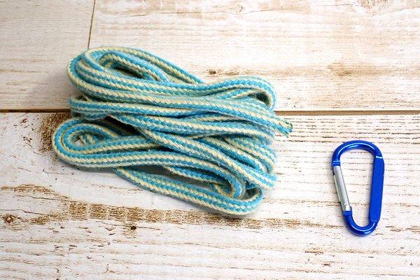 SiSO-LAB☆釣りリールのライン、末端処理。エイトノットループの結び方。