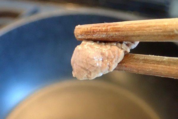 SiSO-LAB☆ふるさと納税 北海道白糠町 鹿肉ブロック。モモ肉をジンギスカン風に。