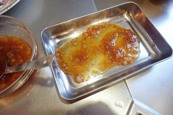 SiSO-LAB☆ふるさと納税 北海道白糠町 鹿肉ブロック。モモ肉をジンギスカン風に。焼き肉のタレベースに調整。