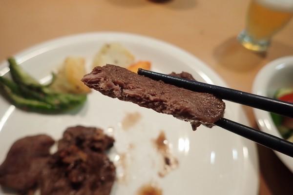SiSO-LAB☆ふるさと納税 北海道白糠町 鹿肉ブロック。おいしい!