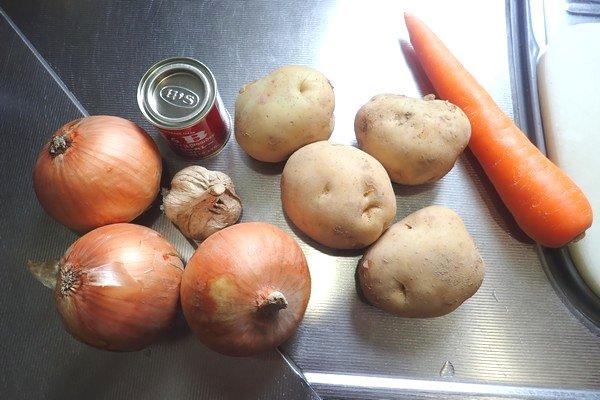 SiSO-LAB☆ふるさと納税 カレー粉で作ったカレーで猪肉堪能。野菜。