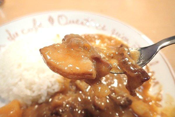 SiSO-LAB☆ふるさと納税 カレー粉で作ったカレーで猪肉堪能。