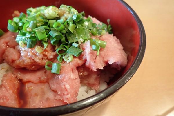 SiSO-LAB☆ふるさと納税・高知県奈半利町、ネギトロ400gとタラバガニボイル1.4kg。ネギトロ食べてみる。