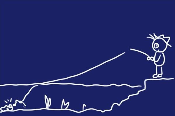 SiSO-LAB☆ハゼ釣り、チョイ投げ、ミャク釣りの融合、広域ミャク釣り仕掛け妄想。