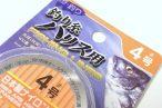 百均浪漫◆日本製ナイロン糸使用の中国製釣り糸、ハリス用 4号 60m @100均 ダイソー