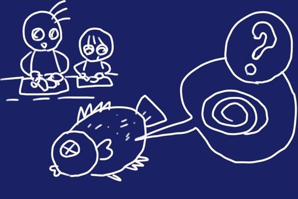 魚釣り、アイゴって美味しい!だけど、釣り上げるとき、さばくときは毒針に注意。背びれ、腹びれ、尻びれ、そして隠し毒針取れば調理も簡単。