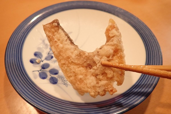 SiSO-LAB☆釣。アイゴのさばき方。毒針に注意。骨せんべい、美味しい。