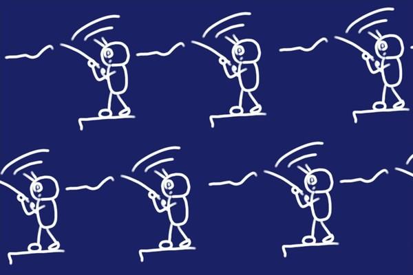 SiSO-LAB☆釣・ダイソーのジグロックで初めてのルアーフィッシング。