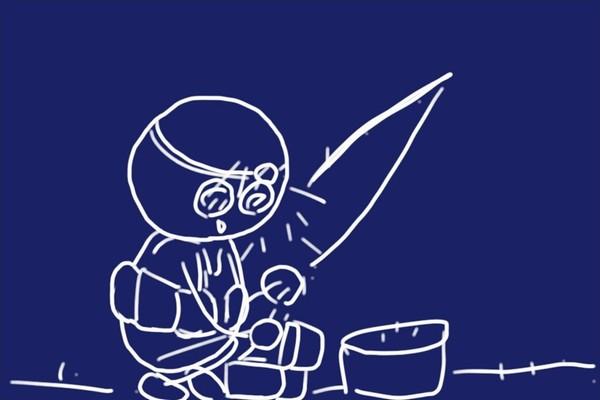 SiSO-LAB☆軽量ヘッドライト。GENTOS LED HELP LIGHT HC-12SL。子どもにいいかな?