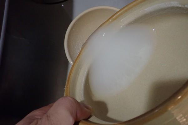 SiSO-LAB☆百均、ローソンストア100の土鍋。目止めの方法。