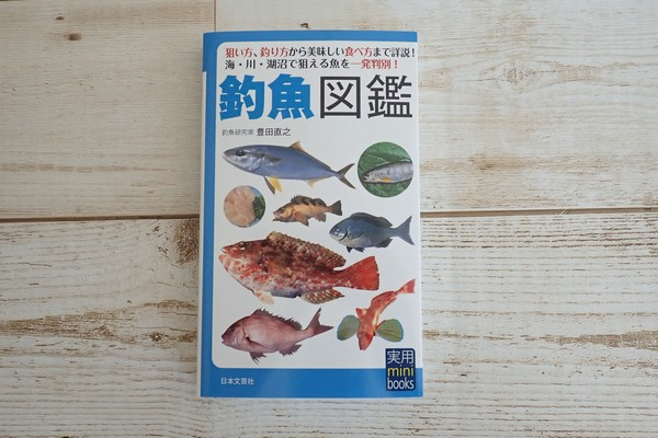 SiSO-LAB☆釣魚図鑑 豊田直之著。