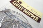 百均浪漫◆うれしい!まさか100均でこれに出会うとは。山でのコーヒーにも最適。折りたたみ式コーヒードリッパー @100均 セリア