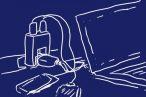 タップ付きのAC-USB電源(充電)アダプタ、意外と海外でも使える240V対応の物ってないよね。サンワサプライ スイングUSB充電タップ ホワイト TR-AD2USBW購入&レビュー。