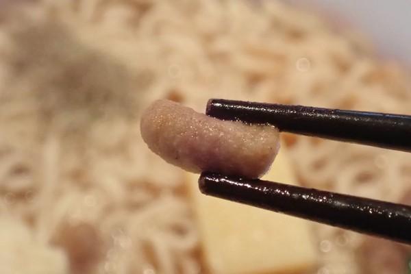 SiSO-LAB☆ペヤングヌードル。味付け鶏ひき肉。