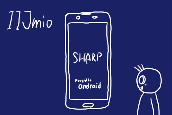 格安SIMのIIJmioで、音声SIMセットで購入するとSHARP AQUOS sense plus SH-M07が1万円!だったので購入してみたよ。開封の儀的レビューとか。