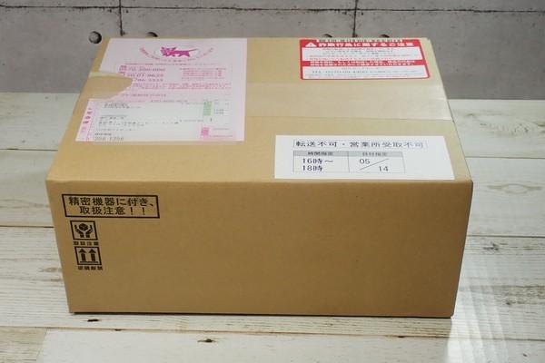 SiSO-LAB☆格安SIM、IIJmioでSHARP AQUOS sense plus SH-M07購入。普通のダンボール箱で到着。