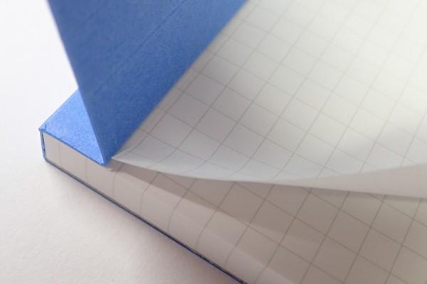 SiSO-LAB☆RHODIAにそっくりなダイソーm.memo。1ページずつ切り取れるミシン目付き。