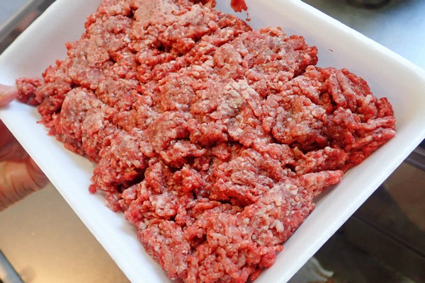 SiSO-LAB☆iふるさと納税ジビエ、シカ肉&イノシシ肉合挽ミンチでハンバーグ。ミンチ。