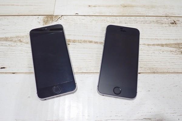 SiSO-LAB☆iPhone、タッチパネル故障、端末リセット。タッチパネルの1/3が使えなくなった。新しい中古のiPhone、よろしくね。