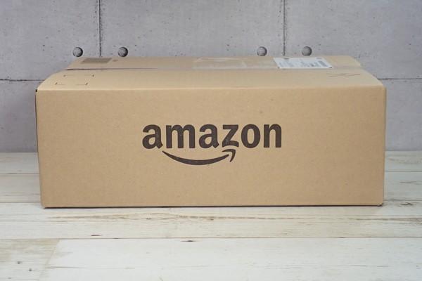 SiSO-LAB☆Amazon ACLUO コインケース購入。amazonのダンボール。やっぱり大きめ。