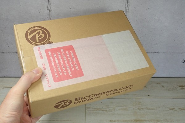 SiSO-LAB☆amazon fire 7、楽天ビックにて購入