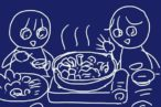 SiSO-LAB☆ふるさと納税・北海道鷹栖町・エゾ鹿肉モモスライスで紅葉すき焼き。