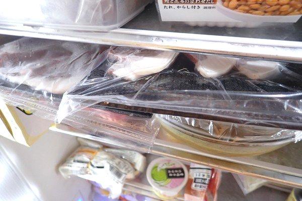 SiSO-LAB☆ふるさと納税・北海道鷹栖町・エゾ鹿肉モモスライスで紅葉すき焼き。モモスライス解凍中。