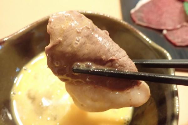 SiSO-LAB☆ふるさと納税・北海道鷹栖町・エゾ鹿肉モモスライスで紅葉すき焼き。食べる!